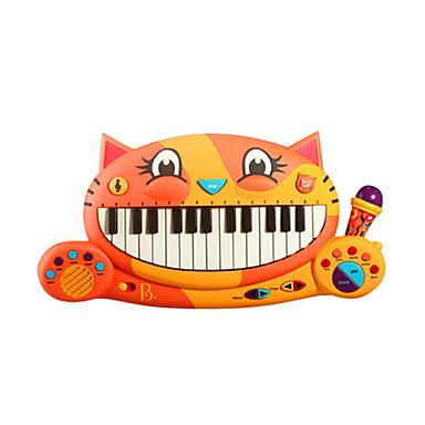 .toys大嘴钢琴猫曲谱